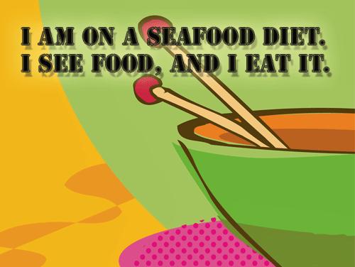 Seafood Quotes. QuotesGram