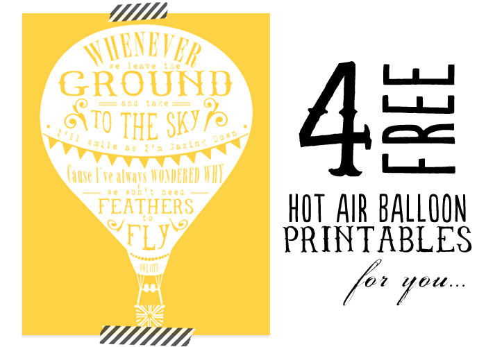 Quotes About Hot Air Balloons. QuotesGram