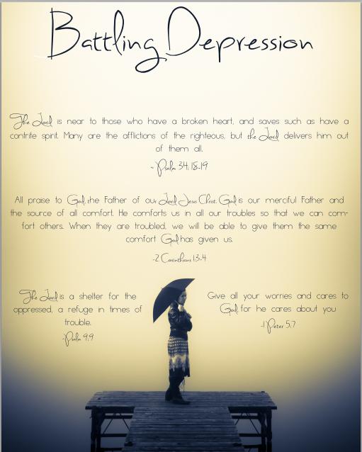 Sad Quotes About Depression: Inspirational Quotes To Battle Depression. QuotesGram