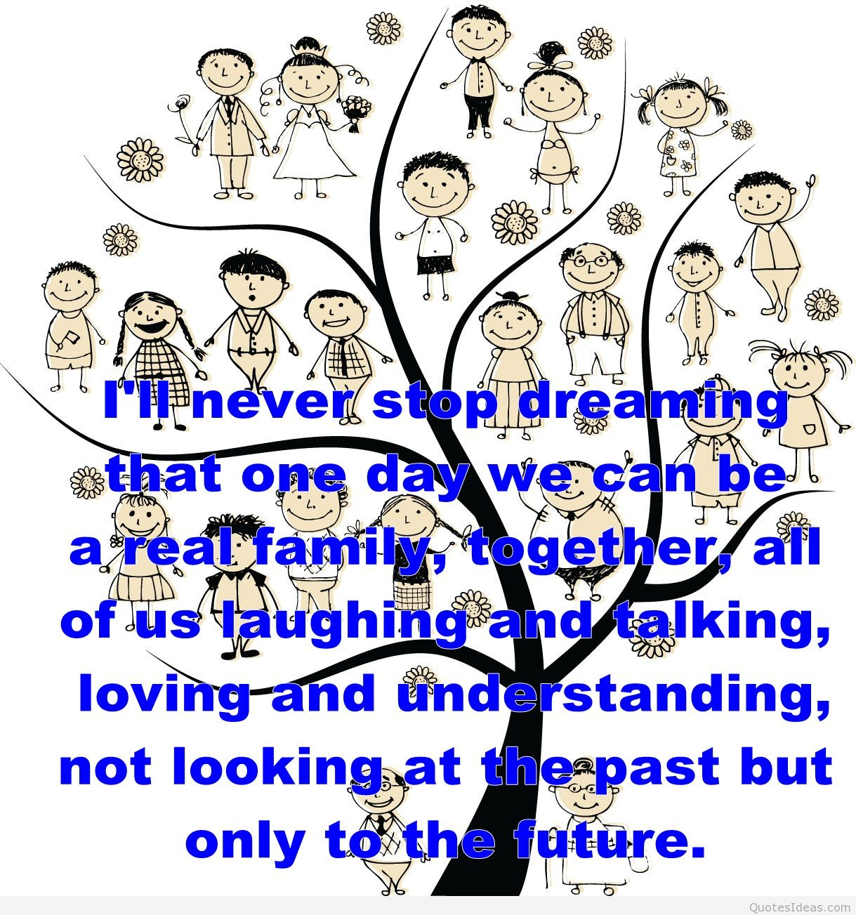 Cartoon Quotes: Cartoon Quotes About Family. QuotesGram