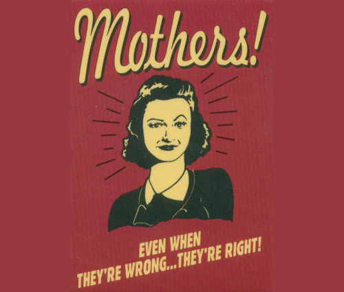 Funny Quotes A Mothers Wisdom. QuotesGram