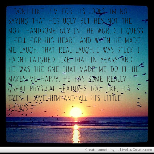 Inspirational Love Quotes For Him Quotesgram: Why I Love Him Quotes. QuotesGram
