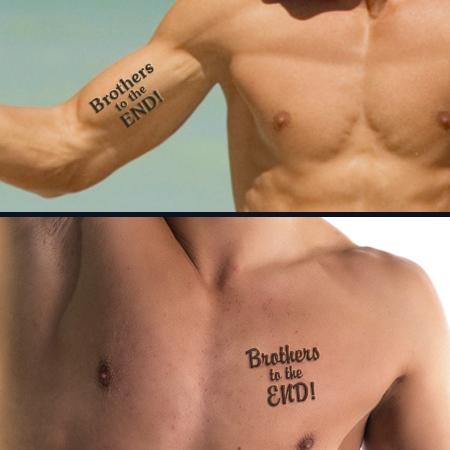 Brother Tattoo Quotes. QuotesGram