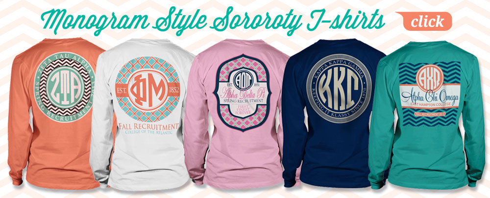 Quotes for sorority shirts quotesgram for Sorority t shirt design