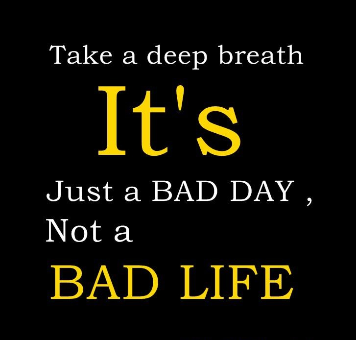 Inspirational Day Quotes: After A Bad Day Motivational Quotes. QuotesGram