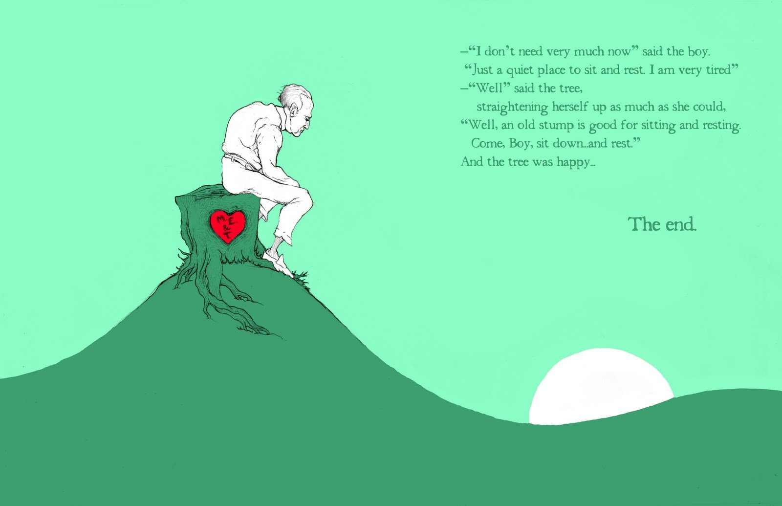 Short Shel Silverstein Quotes: Giving Tree Shel Silverstein Quotes. QuotesGram