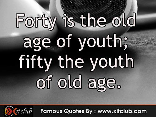 Age And Maturity Quotes Quotesgram: Famous Quotes About Aging. QuotesGram