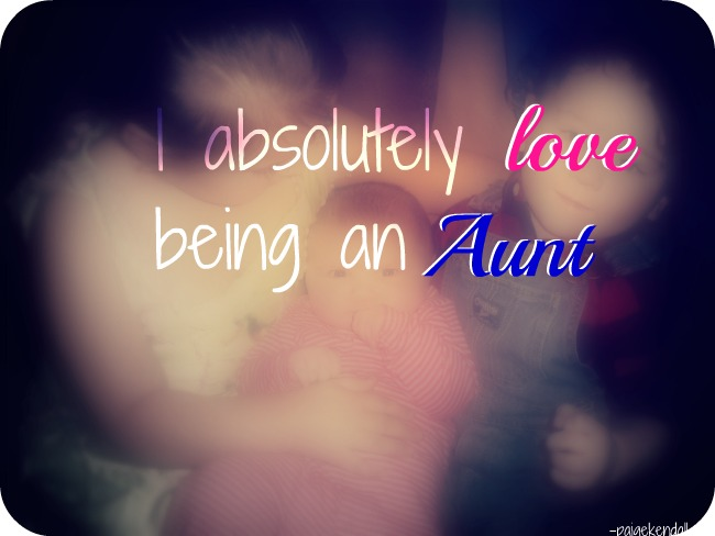 Cute Aunt And Nephew Quotes: Quotes About Becoming An Aunt. QuotesGram