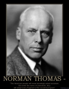 Norman Thomas Quotes S...