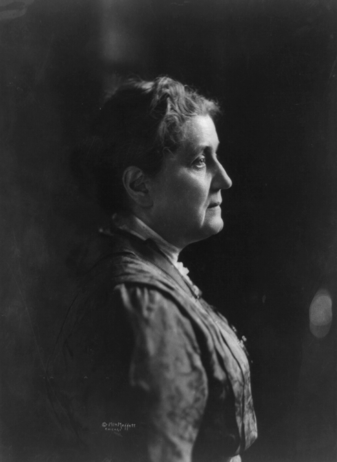 jane addams speech Why women should vote 1915 jane addams for many generations it has been believed that woman's place is within the walls of her own home, and it is indeed.