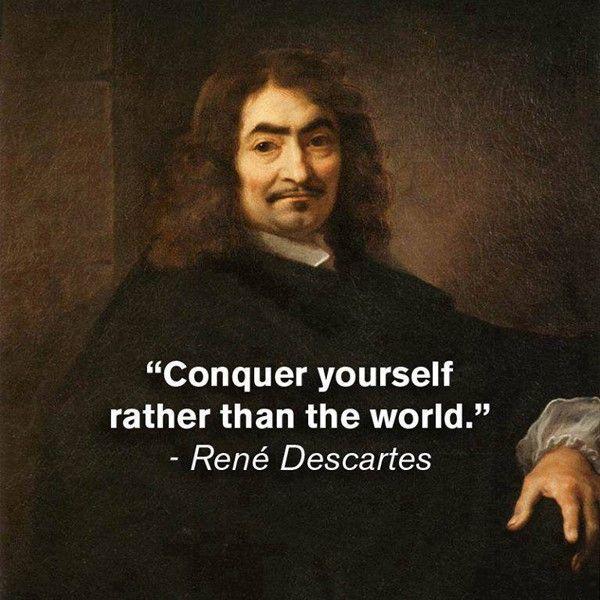 Rene Descartes Famous Quotes About God Quotesgram