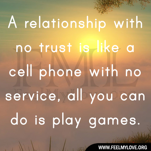 Relationship is not a game quotes