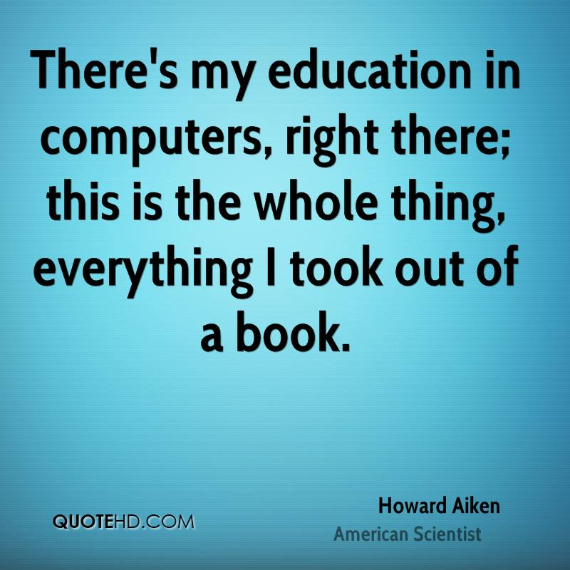 Computer science education quotes