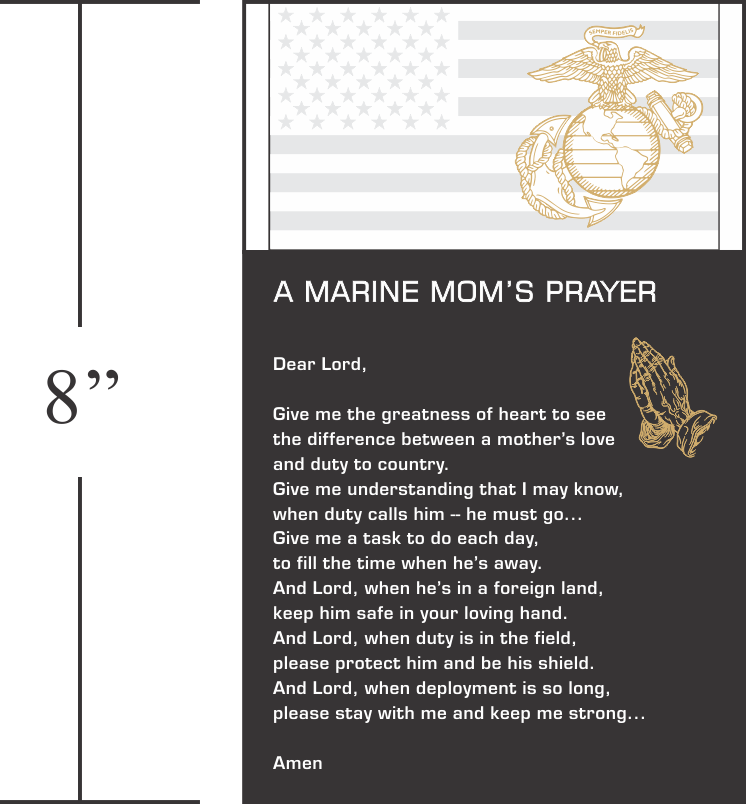 Marine Corps Quotes To Mothers Quotesgram