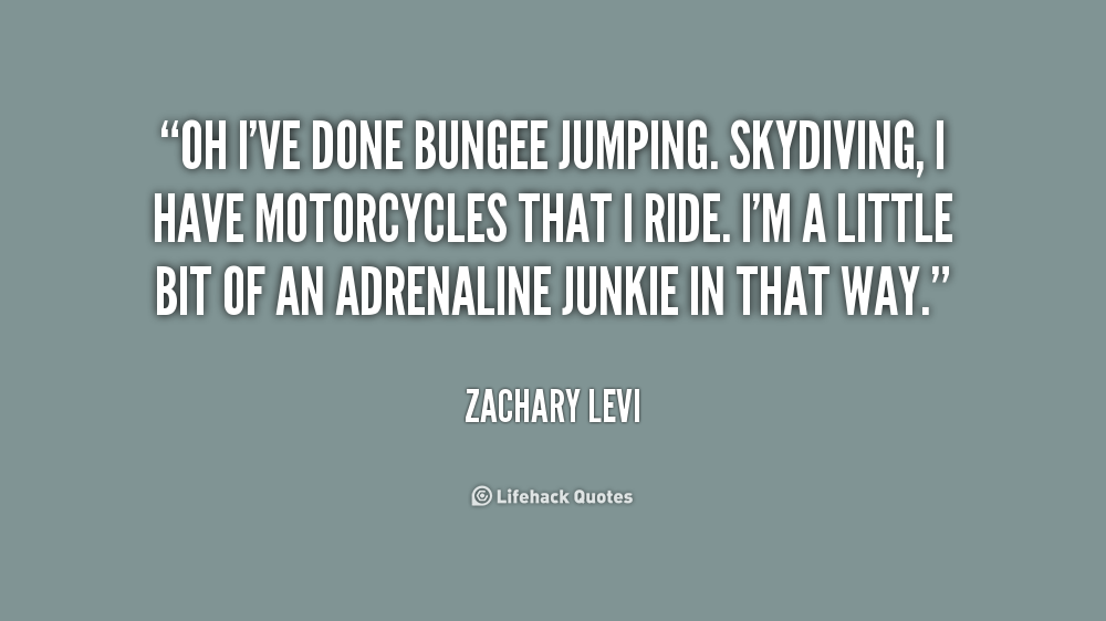 Bungee Jumping Quotes Quotesgram