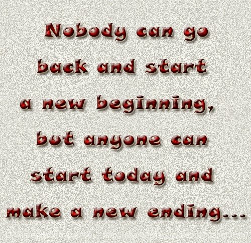 New Beginnings Quotes About Relationships. QuotesGram
