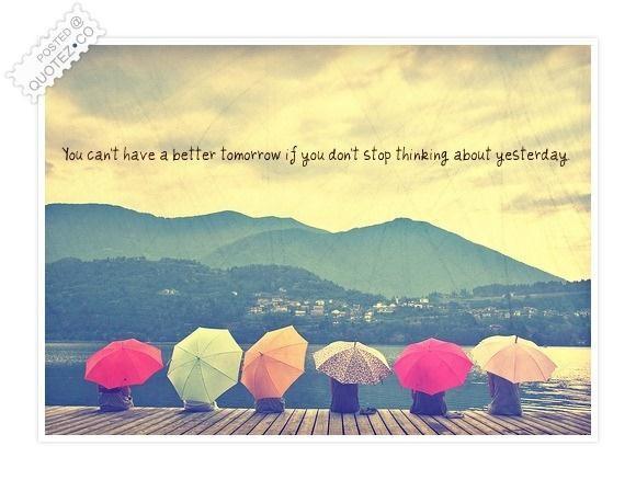 Stop Thinking Quotes. QuotesGram