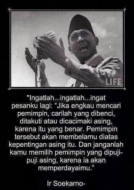 sukarno quotes quotesgram