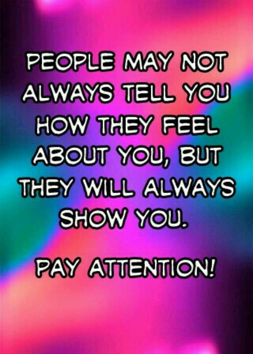 Always Tell Someone How You Feel Quotes. QuotesGram