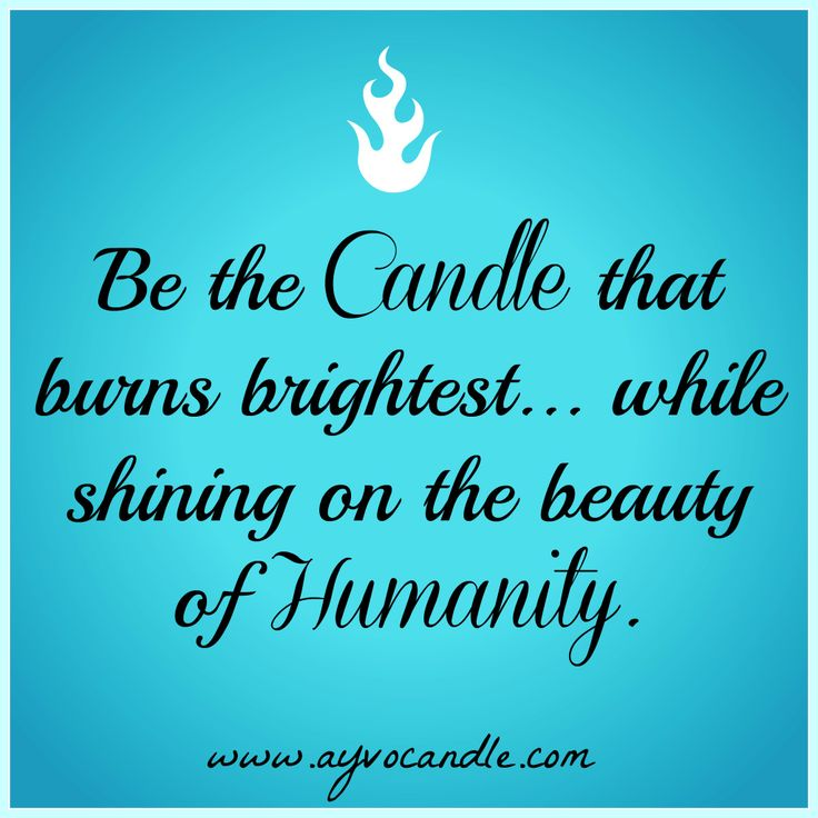 Quotes About Candles Shining Bright Quotesgram