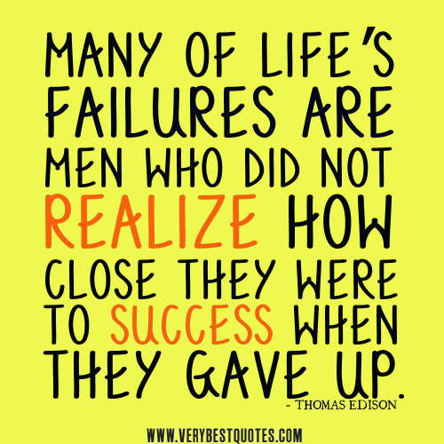 Persistence Quotes For Work: Business Persistence Quotes. QuotesGram