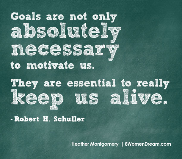 Inspirational Quotes For Goal Setting: Quotes About Goals And Objectives. QuotesGram