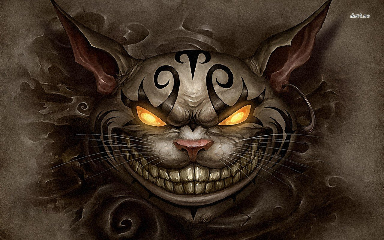 Cheshire Cat Game