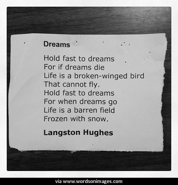 the life of langston hughes as an influential black poet Hughes' life and work were an important part of the harlem renaissance of the 1920s hughes became a famous american poet black nativity 1961 five plays by langston hughes bloomington: indiana university press.