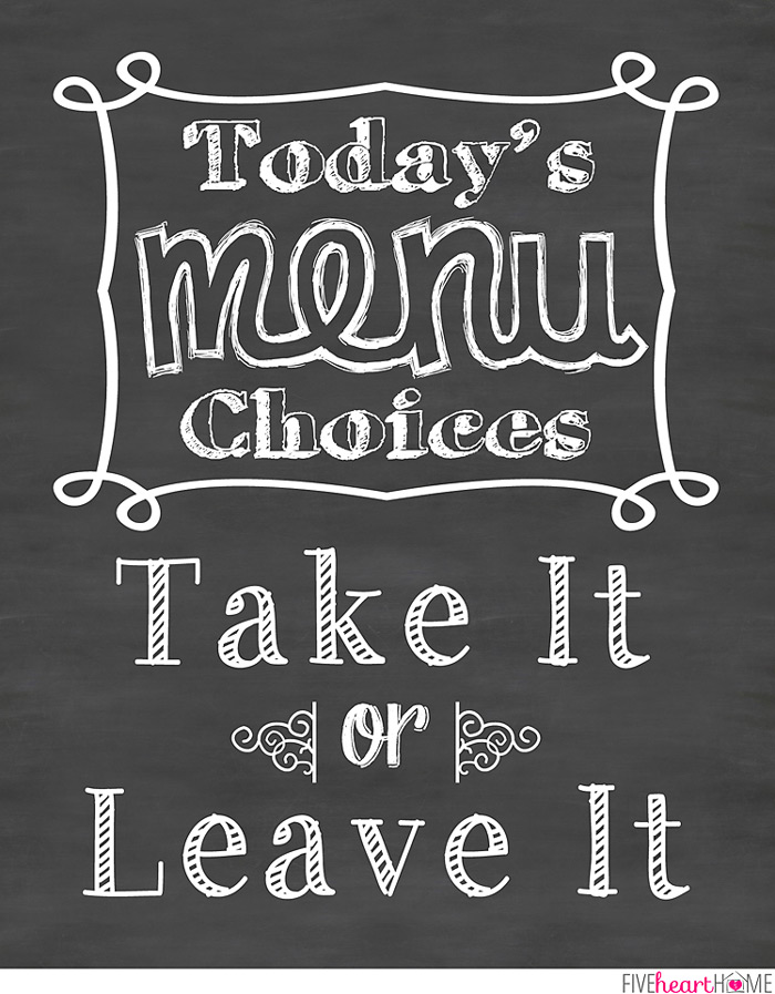 Cute Kitchen Chalkboard Quotes. QuotesGram