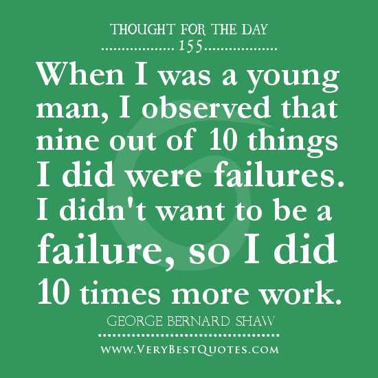 Inspirational Quotes About Failure: Hard Day At Work Quotes. QuotesGram