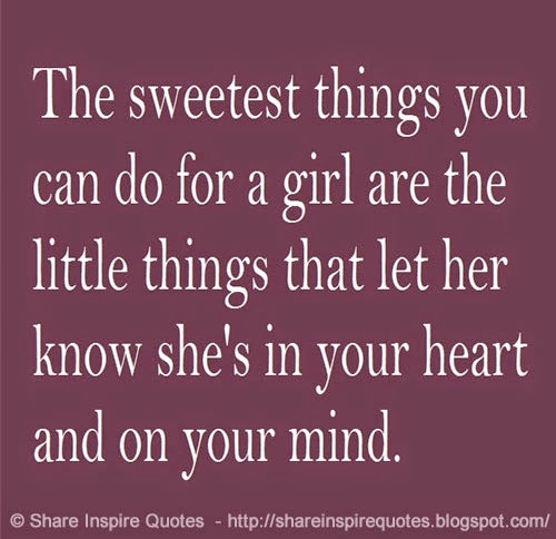 the sweetest quotes