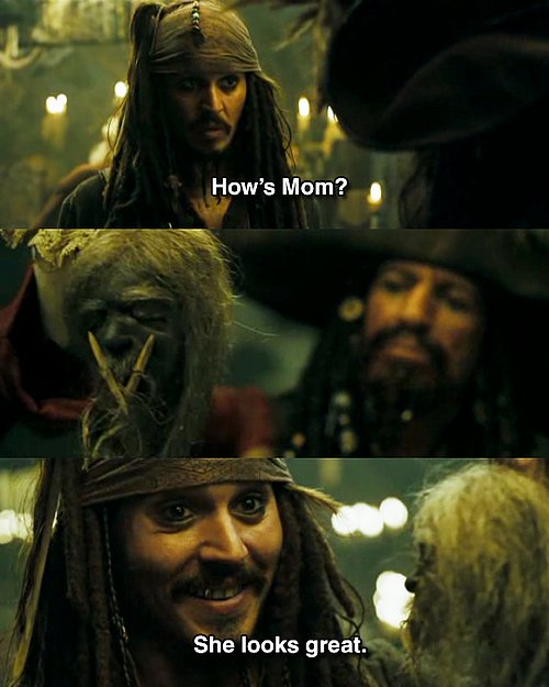 Jack Sparrow Quotes: Quotes From Pirates Of The Caribbean. QuotesGram