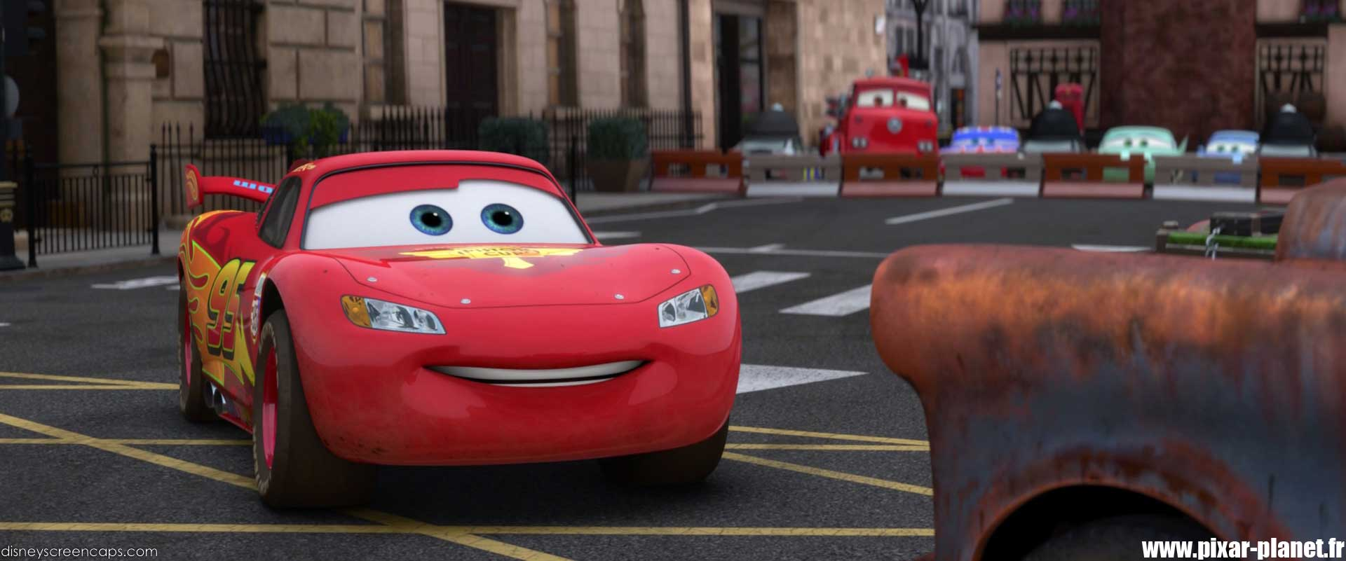 Cars  Mcqueen Must Be Killed