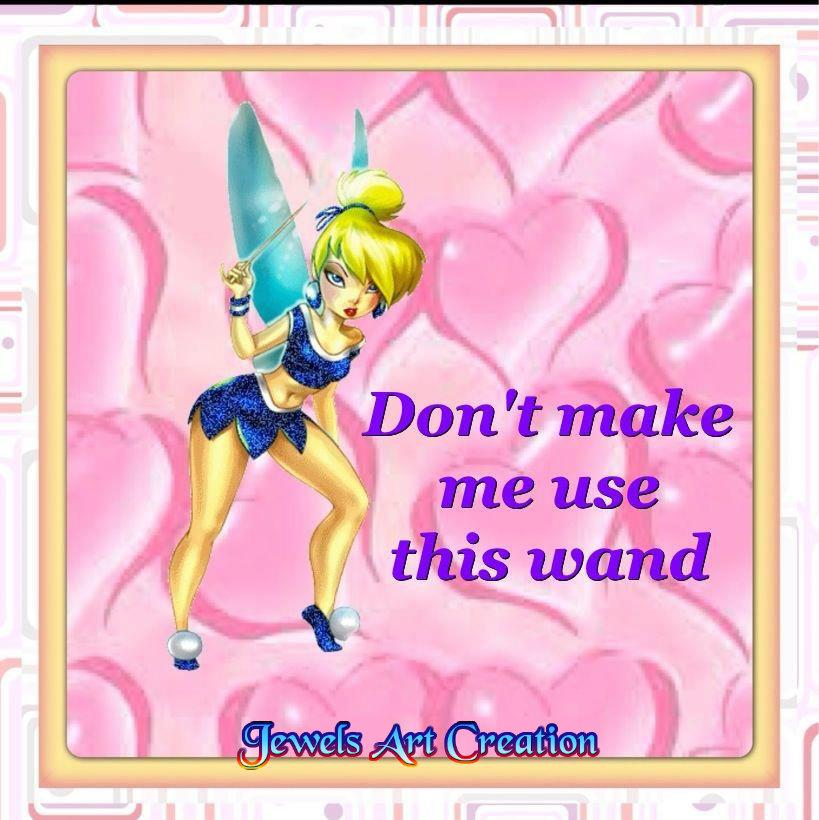 Tinkerbell Attitude Quotes. QuotesGram