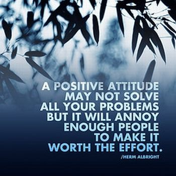 how to achieve positive attitude