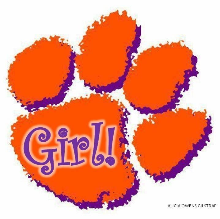Quotes. Clemson Girl QuotesGram