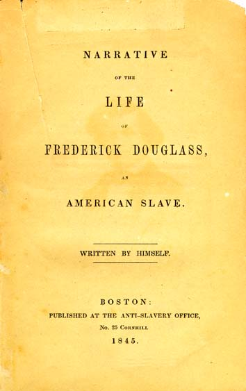 the evils of slavery in the narrative of the life of frederick douglass Frederick douglass the mystic, and the hidden structure of his first autobiography: his employment of the mystical psalms ladder introduction frederick douglass' first autobiography, entitled narrative of the life of frederick douglass, an american slave, has long been known as an immensely powerful account of the evils of slavery.