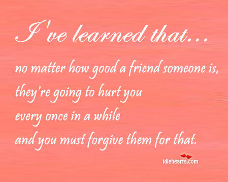 quotes about friends hurting you quotesgram