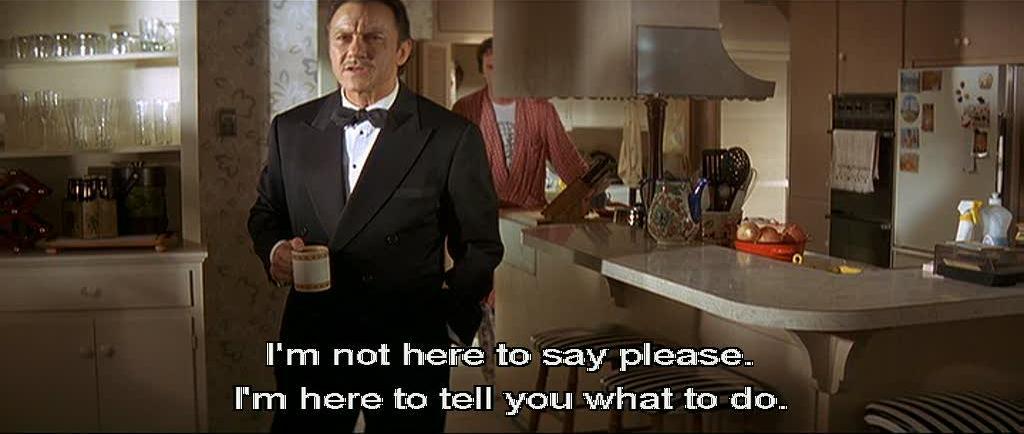 Mr Wolf Pulp Fiction Quotes. QuotesGram