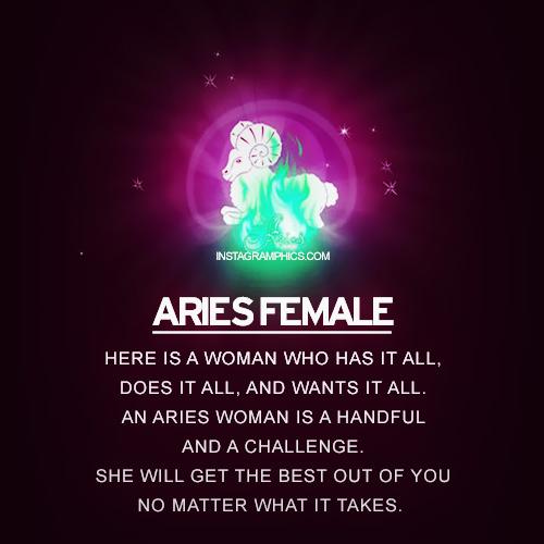 how to keep an aries man