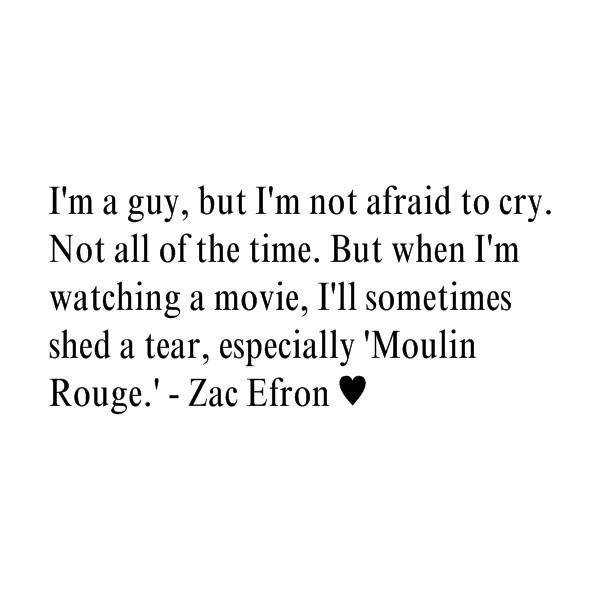 zac efron quotes about love - photo #20