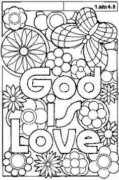 Christian valentine coloring pages - timeless-miracle.com | 357x236