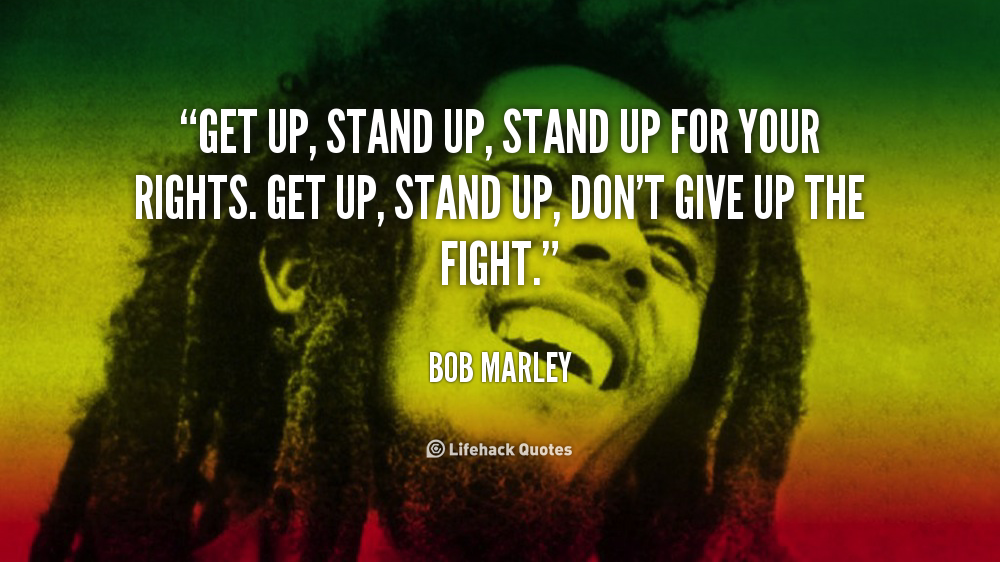 Get Up, Stand Up by Bob Marley & the Wailers - Songfacts