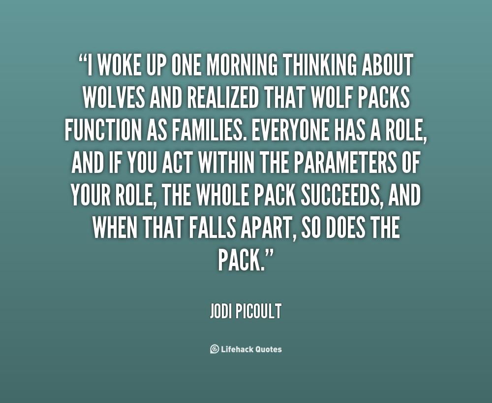 Wolf Pack Quotes. QuotesGram