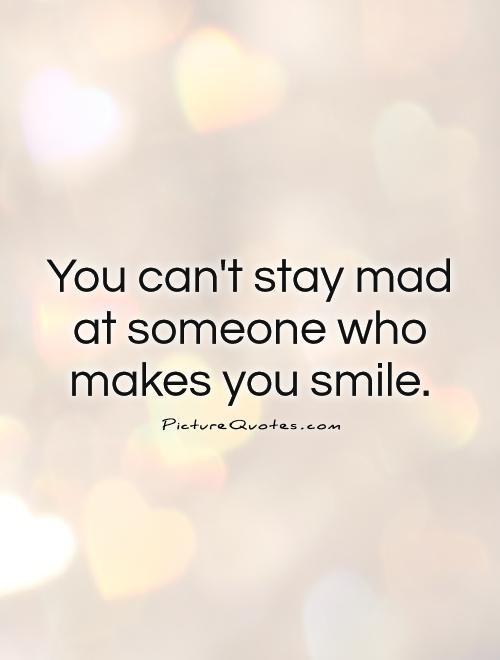 Quotes About Not Staying Mad. QuotesGram