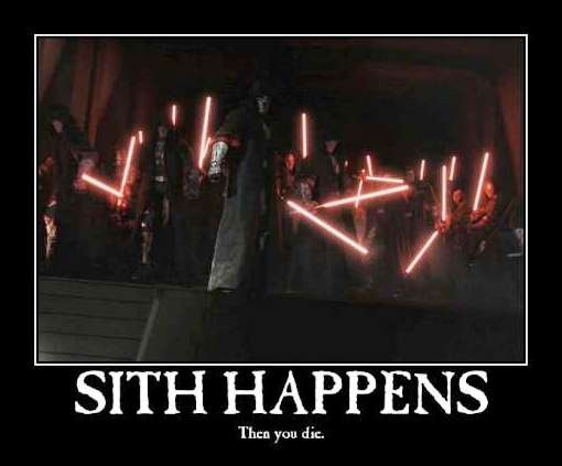 Star Wars Sith Quotes Quotesgram