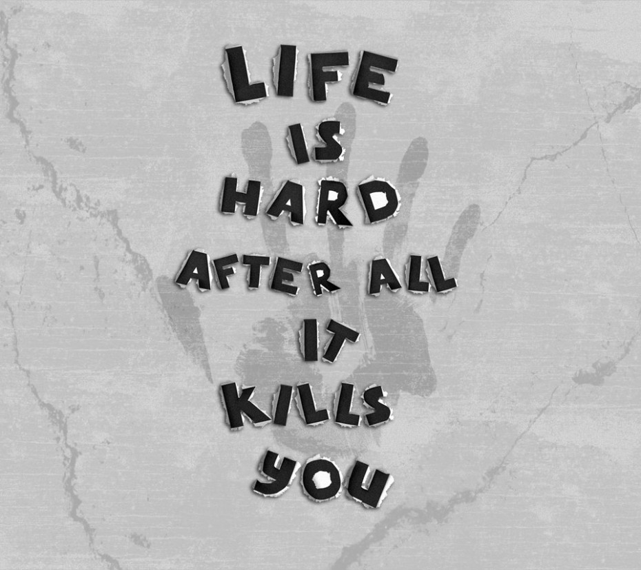 Hard Life Inspirational Quotes: Inspirational Quotes For Hard Days. QuotesGram