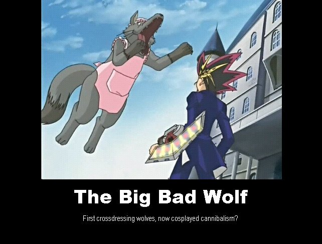 Big Bad Wolf Quotes