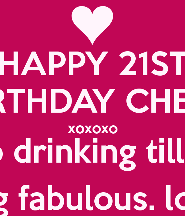 21 Birthday Quotes For Girls. QuotesGram