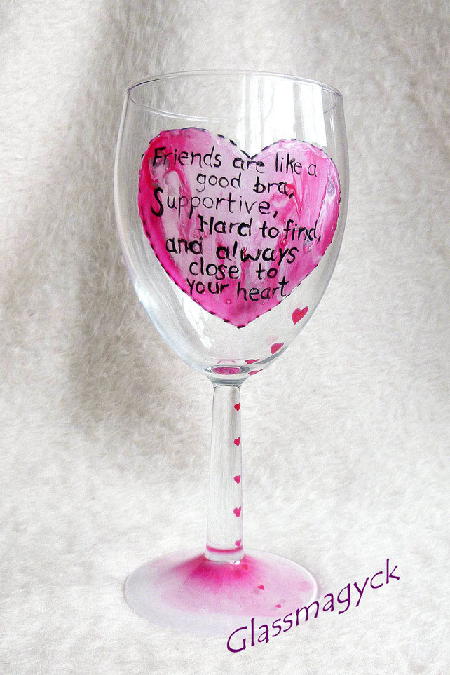 Quotes Funny Wine Glass Quotesgram